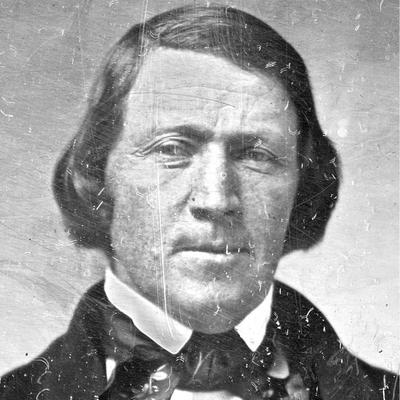 1850, photograph by Marsena Cannon (Church History Library, Salt Lake City).