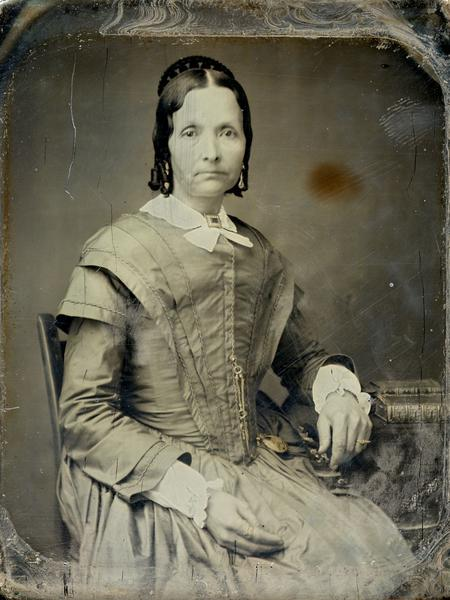 Photograph, attributed to Marsena Cannon, circa 1852. (Church History Library, Salt Lake City.)