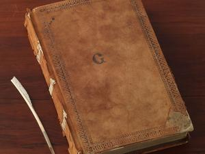 Record Book Containing Joseph Smith's First Missouri Journal