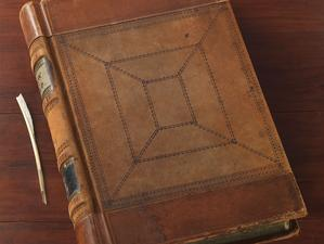 Record Book Containing Joseph Smith's First Nauvoo Journal