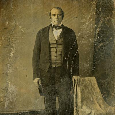 Circa 1852, photograph likely by Marsena Cannon or Lewis W. Chaffin (Church History Library, Salt Lake City).