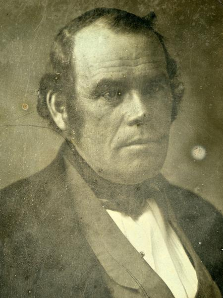Circa 1850–1856, photograph likely by Marsena Cannon or Lewis W. Chaffin (Church History Library, Salt Lake City).