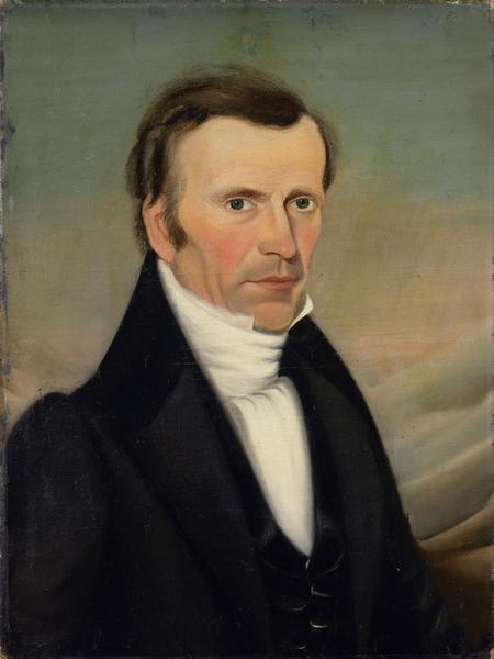 Oil on canvas, unknown artist, circa 1836. (Church History Library, Salt Lake City.)