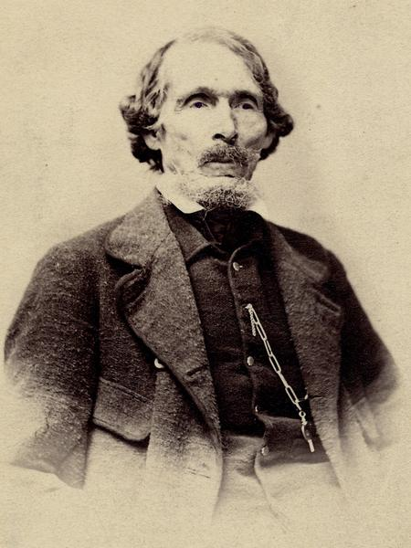 Photograph, Charles R. Savage, circa 1865. (Church History Library, Salt Lake City.)