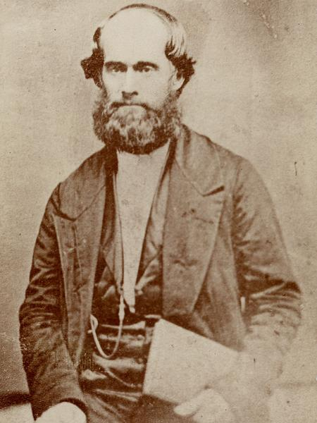 Photograph, J. Atkyn, 1856. (Church History Library, Salt Lake City.)